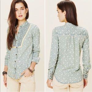 💥PRICE DROP💥 Japanese Floral Shirt
